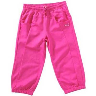 3/4 Sweat Pants raspberry rose, 104